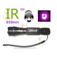 Lanterna Tática Infravermelho UF-501B 5W